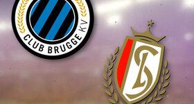 Club Brugge 2 - 2 Standard