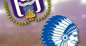 RSC Anderlecht 2 - 2 AA Gent