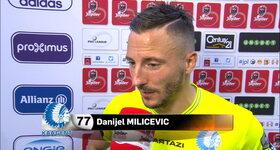 Interview AA Gent (RSC Anderlecht - AA Gent)