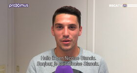 RSCA TV - News 29/08/2016 Stanciu!