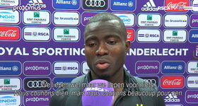 RSCA TV - News 29/08/2016 Reacties na RSCA - Gent!