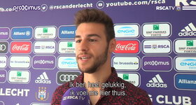 RSCA TV - News 31/08/2016 Welkom Harbaoui en Bruno!