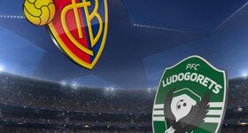 FC Basel 1893 1 - 1 FK Ludogorest