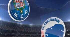 Goal: FC Porto 1 - 0 FC København