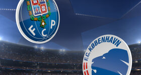 Goal: FC Porto 1 - 1 FC København