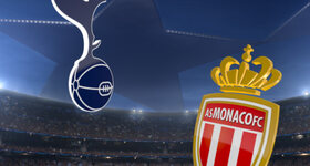Tottenham 1 - 2 Monaco