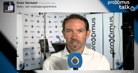 Club TV - Proximus Talk Sven Vermant