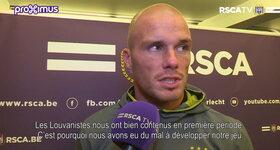 RSCA TV - News 22/09/2016 Reacties beker van België