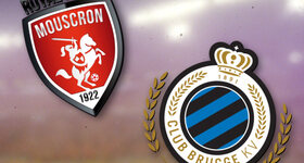 Interviews Moeskroen (Mouscron-Peruwelz - Club Brugge)
