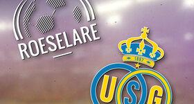 Goal: Ksv Roeselare 0 - 1 Saint-Gilloise