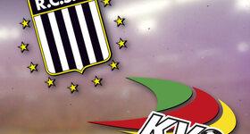 Goal: Charleroi 1 - 1 Ostende
