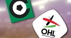 Goal: Cercle de Bruges 1 - 2 OH Louvain