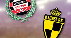 Goal: K.F.C. Lommel 0 - 1 SK Lierse