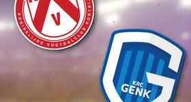 Goal: Courtrai 1 - 0 Racing Genk