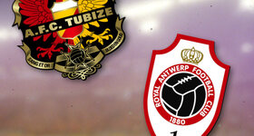 Goal: Afc Tubize 1 -  1Royal Antwerp