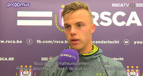 RSCA TV - News 26/09/2016 Reacties na Westerlo!