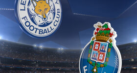 Goal: Leicester City 1 -  0 FC Porto