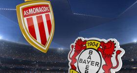 Goal: Monaco 1 - 1 Bayer Leverkusen