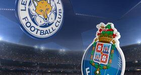 Leicester City 1 - 0 FC Porto