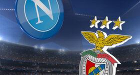 Goal: Napoli 4 - 2 SL Benfica