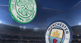 Celtic FC 3 - 3 Manchester City FC