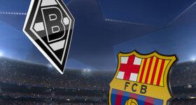 Vfl Borussia Mönchengladbach 1 - 2 FC Barcelona