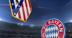 Atletico Madrid 1 - 0 FC Bayern München