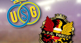 Goal: Saint-Gilloise 0 - 1 Afc Tubize