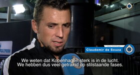 Club TV - Interviews après Copenhague - Bruges