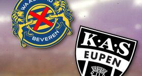Waasland-Beveren 4 - 2 Eupen
