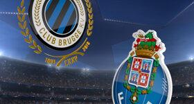 Goal: FC Bruges 1 - 0 FC Porto