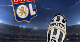 Lyon 0 - 1 Juventus