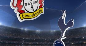 Bayer Leverkusen 0 - 0 Tottenham