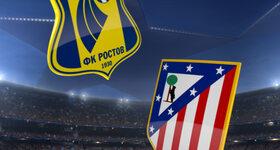 Goal: FK Rostov 0 - 1 Atletico Madrid