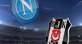 Goal: Naples 2 - 2 Besiktas
