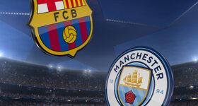 Goal: FC Barcelona 3 - 0 Manchester City FC
