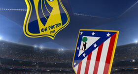 FK Rostov 0 - 1 Atletico Madrid