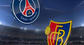 Paris Saint-Germain 3 - 0 FC Basel 1893