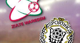 Z. Waregem 2 - 0 Lokeren