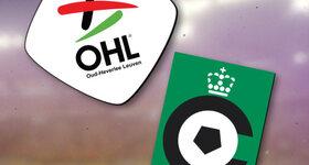 Goal: OH Leuven 1 - 0 Cercle Brugge
