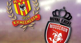 KV Mechelen 2 - 0 Mouscron-Peruwelz