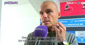 RSCA TV - News 24/10/2016 Reacties na Brugge.
