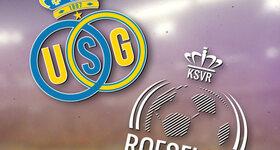 Union Saint-Gilloise 1 - 2 Ksv Roeselare