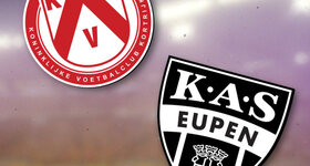 Courtrai 1 - 1 Eupen