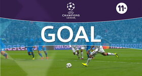 Goal: Besiktas 1 - 0 Naples