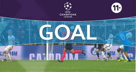 Goal: Besiktas 1 - 1 Naples