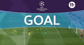 Goal: Pfc Ludogorets Razgrad 2 - 1 Arsenal FC