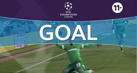 Goal: Pfc Ludogorets Razgrad 1 - 0 Arsenal FC