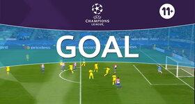 Goal: Atletico Madrid 1 - 0 FK Rostov