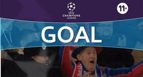 Goal: FC Basel 1893 1 - 1 Paris Saint-Germain